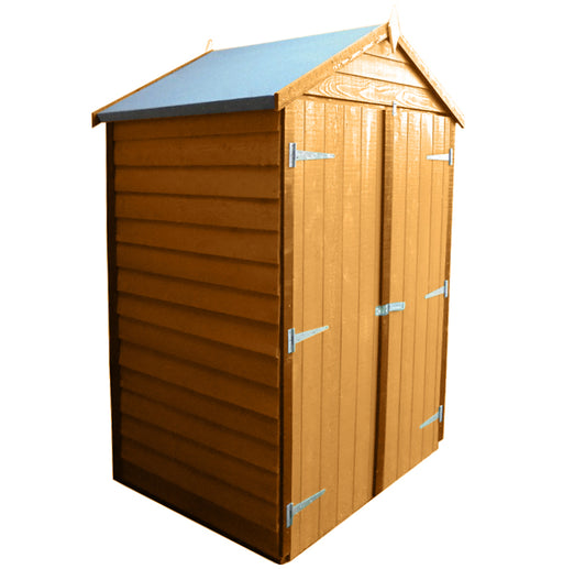 Tool Store / Small Shed - 4' x 3' Overlap Double Doors