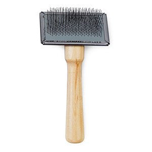 Ancol Heritage Soft Slicker Brush  - Medium