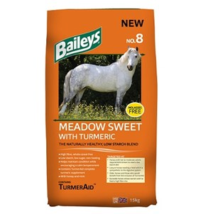 Baileys No.8 Meadow Sweet & Turmeric - 15 kg