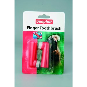 Beaphar Finger Tooth Brush x6