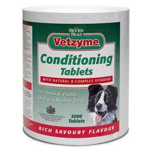 Vetzyme Conditioning Tablets 3x240 - Outer