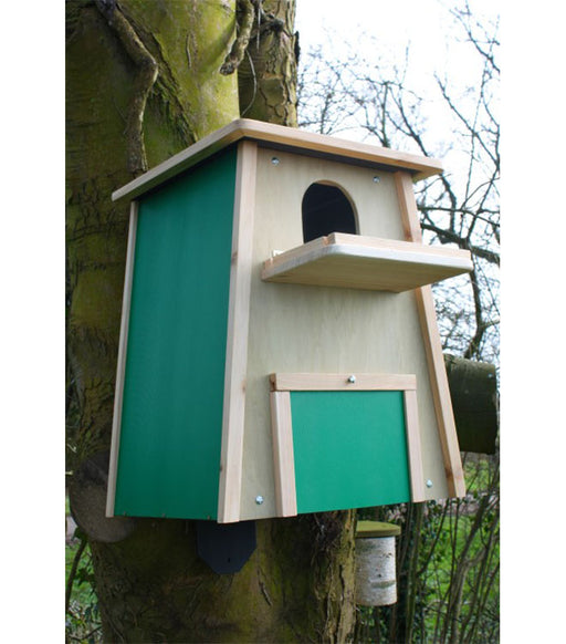 Flat pack Barn Owl Nest Box 2020