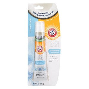 Arm & Hammer Toothpaste Puppies