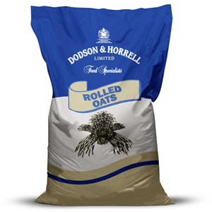 D & H English Rolled Oats  - 20 kg