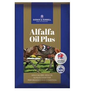 D & H Alfalfa Oil Plus - 18 kg