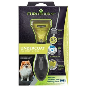 FURminator Undercoat Long Hair ExSm Dog