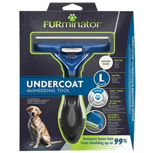 FURminator Undercoat Short Hair Lrg Dog