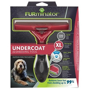 FURminator Undercoat Long Hair ExLrg Dog