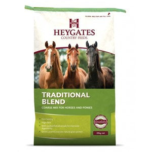 Heygates Traditional Blend Coarse Mix  - 20 kg