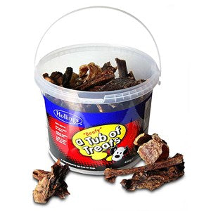 Hollings Tub Of Treats Beef  - 450 g