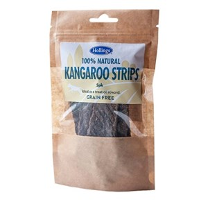 Hollings 100% Nat Kangaroo Strips 12x5pk