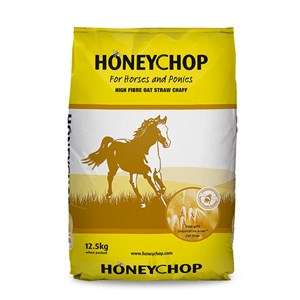 Honeychop High Fibre Original  - 12.5kg