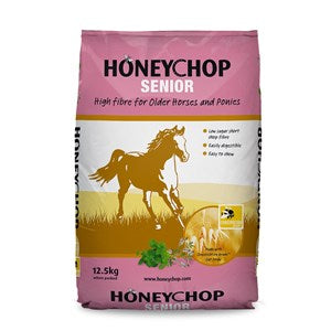 Honeychop Senior - 12.5kg