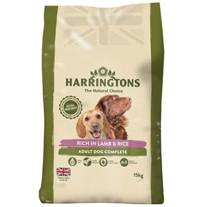 Harringtons Dog Lamb & Rice  - 15 kg