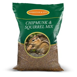 Johnston & Jeff Chipmunk & Squirrel Mix - 12.5kg