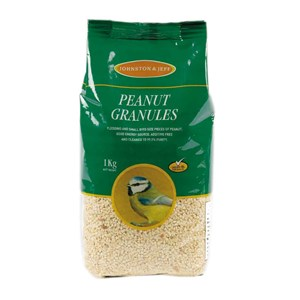 Johnston & Jeff Peanut Granules - Various Sizes