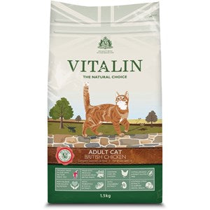 Vitalin Cat Adult Chicken  - 1.5 kg