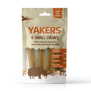 Yakers Dog Chew - Various Sizes 2