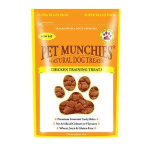 Pet Munchies Training Treat Chckn 8x150g
