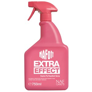 NAF Off Extra Effect Equine Fly Repellent Spray - Various Sizes