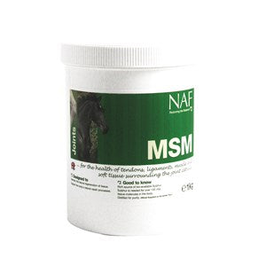 NAF MSM Powder - 300 g