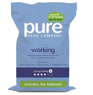 Pure Feed Company Pure Working 15kg