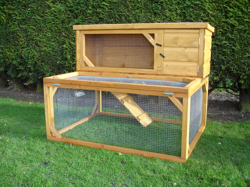 Rabbit Hutch Drop and Run