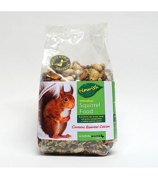 Premium Squirrel Food 1kg