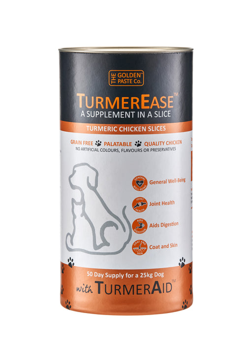 TurmerEase Turmeric Chicken Slices
