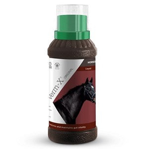 Verm-X Liquid Natural Herbal Supplement For Horses 250 ml