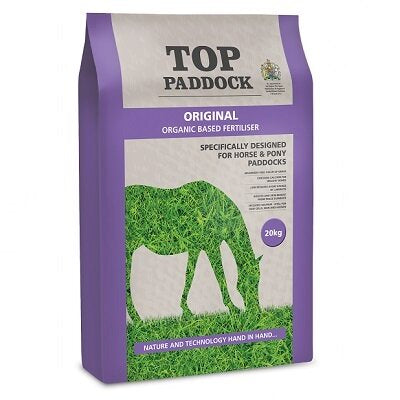 Top Paddock Fertiliser for Equestrian Use - 20 kg
