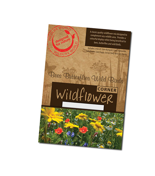 Wildflower Corner Native Wildflower Seeds