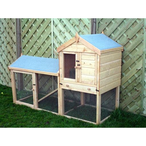 Country Rabbit Hutch