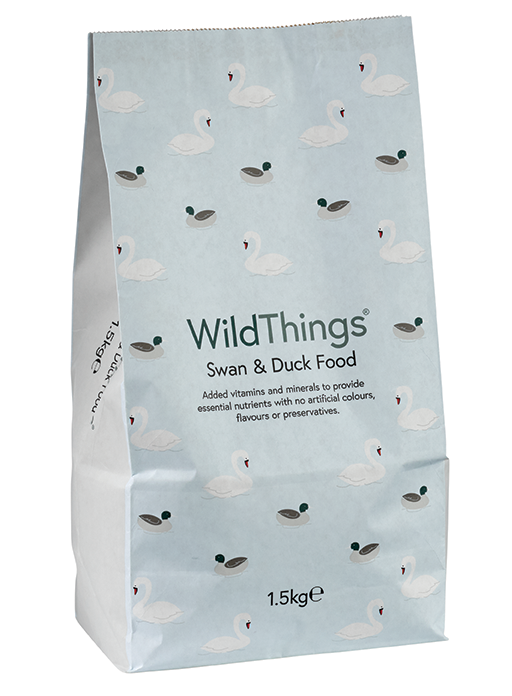 Wildthings Swan & Duck Food  - Various Sizes