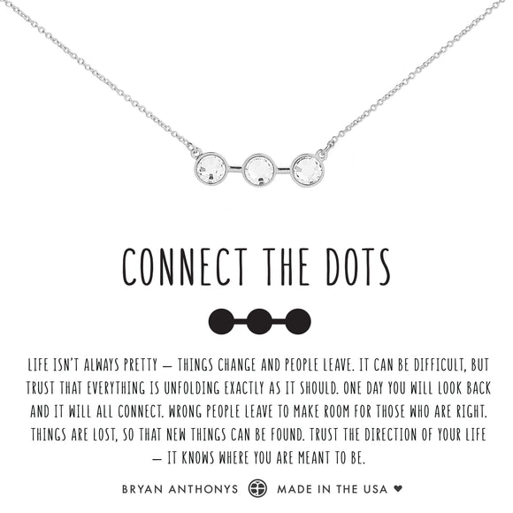 Connect the Dots Necklace