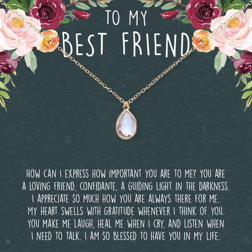 Best Friends Necklace