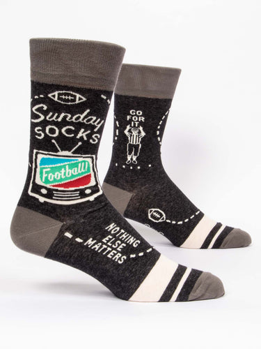 Sunday Funday Men's Socks