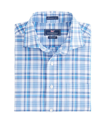 COOPER SHIRT - BODKIN PLAID - The Silver Dahlia