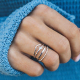 Retreat Ring Stack Pack