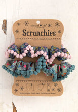 Load image into Gallery viewer, Pom Pom Scrunchies