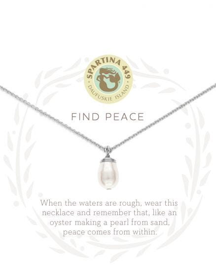 Find Peace Necklace