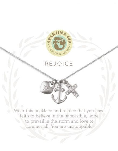 Rejoice Necklace