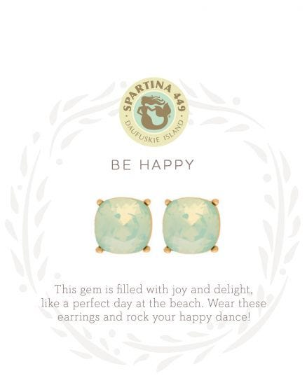 Be Happy Earrings