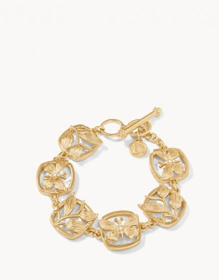 Monarch Bracelet Gold