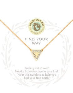 Find Your Way Necklace