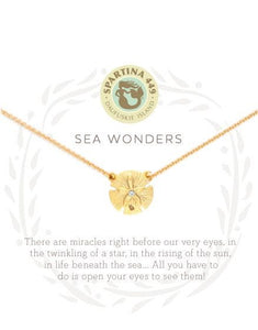 Sea Wonders Necklace