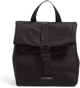 Black Lighten Up Lunch Tote