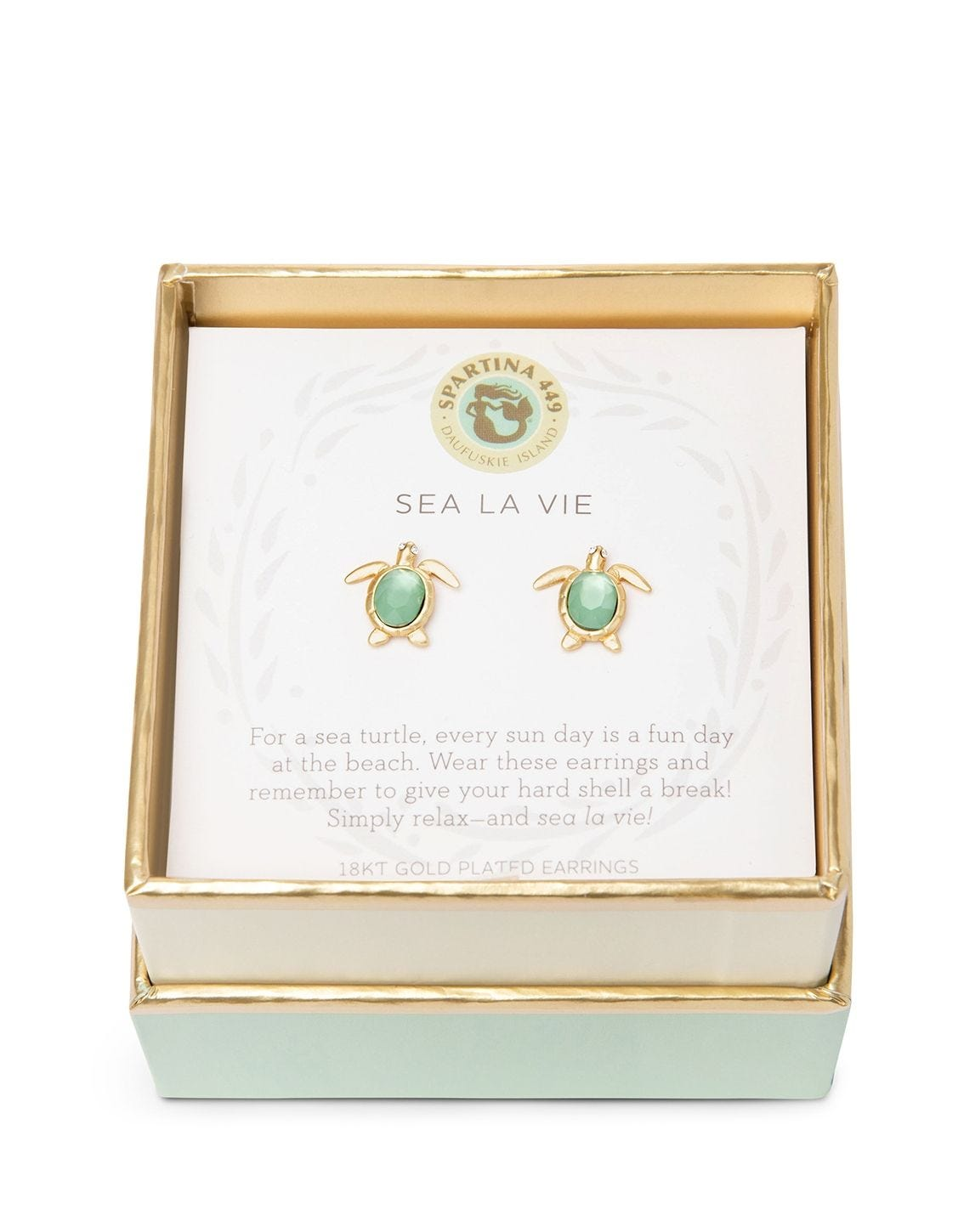 Sea La Vie Earrings