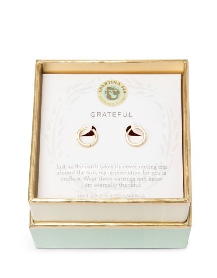 Grateful Earrings