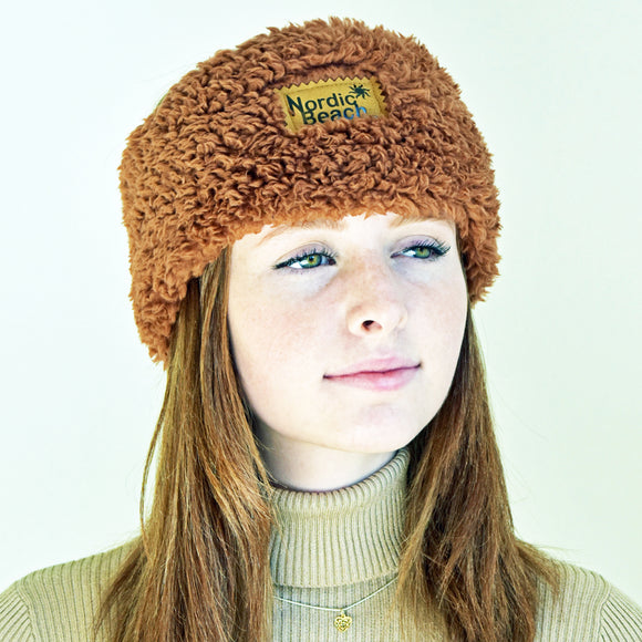 Cozy Headwrap-Fall Harvest